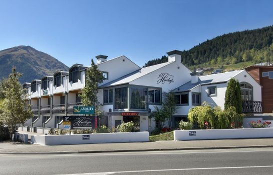 Vista exterior Hurley's of Queenstown