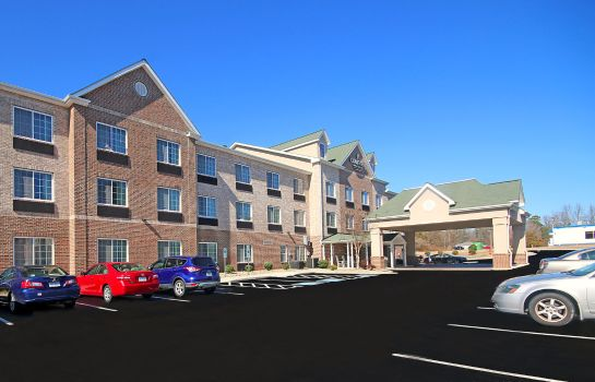 Buitenaanzicht COUNTRY INN SUITES HIGH POINT