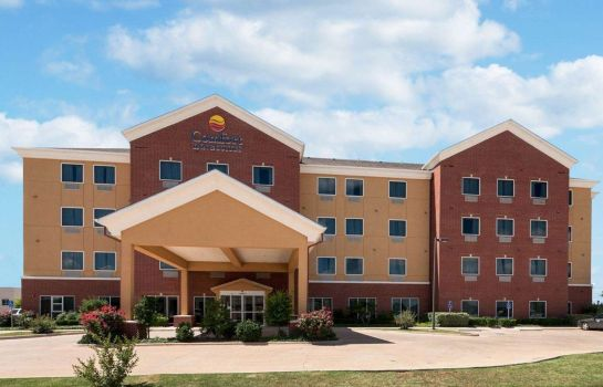 Vista exterior Comfort Inn & Suites Regional Medical Center