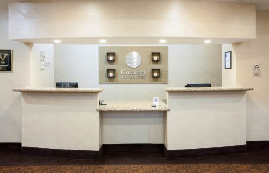Hotelhalle Comfort Inn & Suites Regional Medical Center