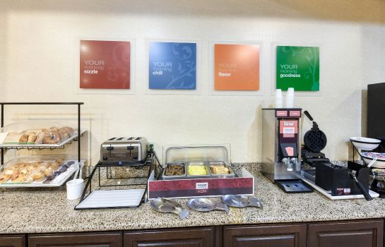 Restaurant Comfort Inn & Suites Regional Medical Center