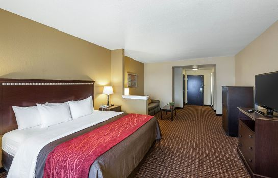 Suite Comfort Inn & Suites Regional Medical Center