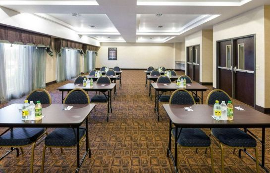 Sala de reuniones Comfort Inn & Suites Regional Medical Center