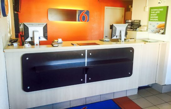 Hotelhal MOTEL 6 AMARILLO WEST