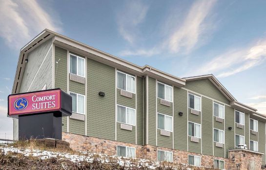 Außenansicht Comfort Suites Anchorage International A