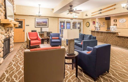 Hotelhalle Comfort Suites Anchorage International A