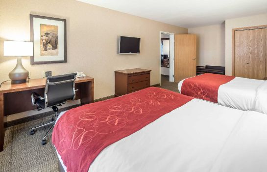 Suite Comfort Suites Anchorage International Airport