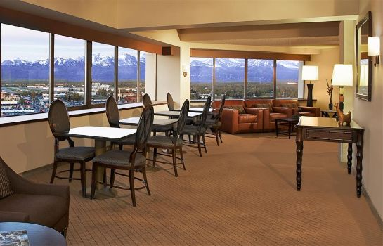 Hotel-Bar Sheraton Anchorage Hotel & Spa