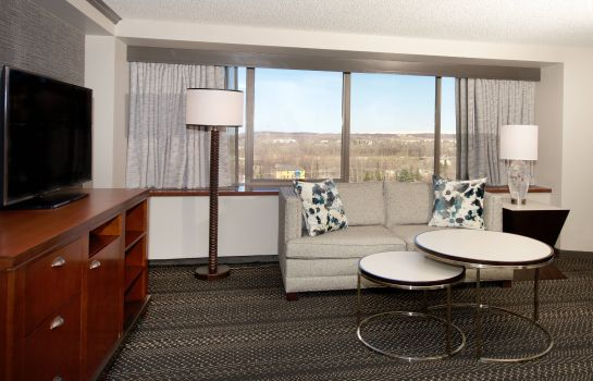 Suite Sheraton Anchorage Hotel & Spa