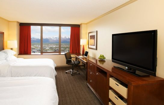 Zimmer Sheraton Anchorage Hotel & Spa