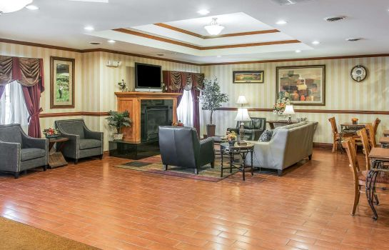 Hotelhalle Quality Inn and Suites Ann Arbor Hwy 23