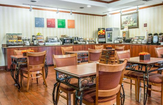 Restaurant Quality Inn and Suites Ann Arbor Hwy 23