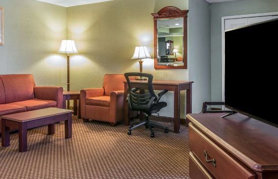 Suite Quality Inn and Suites Ann Arbor Hwy 23