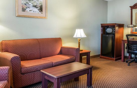 Zimmer Quality Inn and Suites Ann Arbor Hwy 23