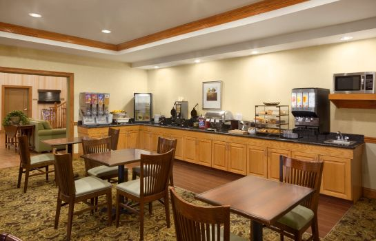Restauracja NC  High Point Country Inns and Suites