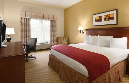 Pokój NC  High Point Country Inns and Suites