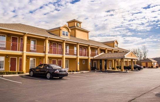 Vista exterior Quality Inn Asheboro
