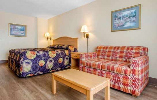Camera doppia (Comfort) Rodeway Inn & Suites near Outlet Mall - Asheville