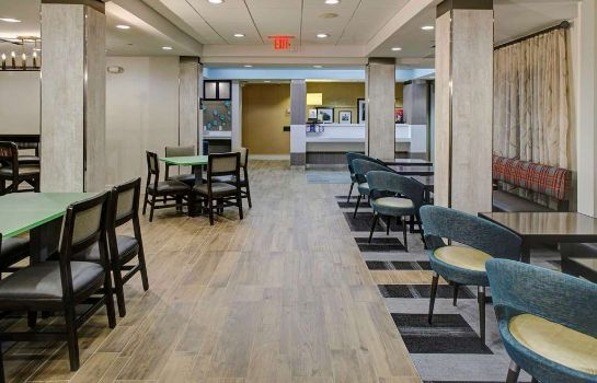 Restaurant Hampton Inn Atlanta-Georgia Tech-Downtown