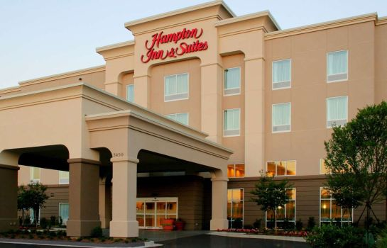 Vista exterior Hampton Inn - Suites Atlanta Arpt West-Camp Creek Pkwy GA
