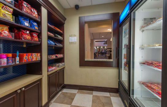 Restaurante Hampton Inn - Suites Atlanta Arpt West-Camp Creek Pkwy GA