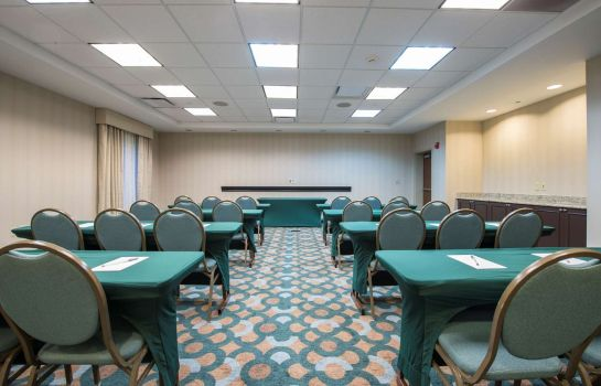 Sala de reuniones Hampton Inn - Suites Atlanta Arpt West-Camp Creek Pkwy GA