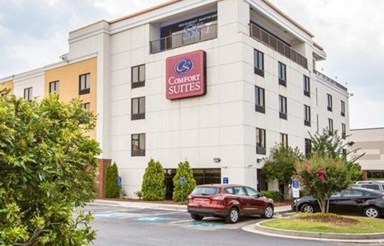 Exterior view Comfort Suites Atlanta Airport