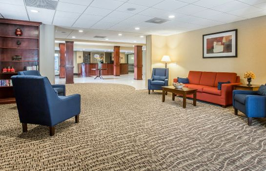 Hall de l'hôtel Comfort Suites Atlanta Airport