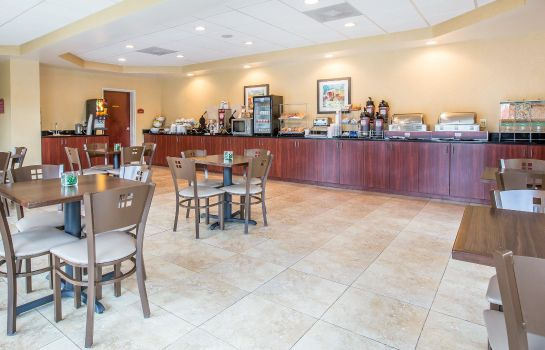Restauracja Comfort Suites Atlanta Airport