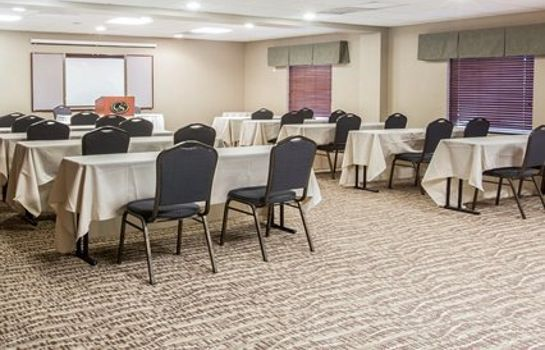Conference room Comfort Suites Atlanta Airport