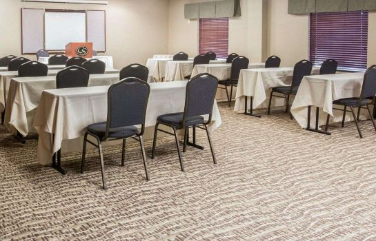 Conference room Comfort Suites Atlanta Airport Comfort Suites Atlanta Airport