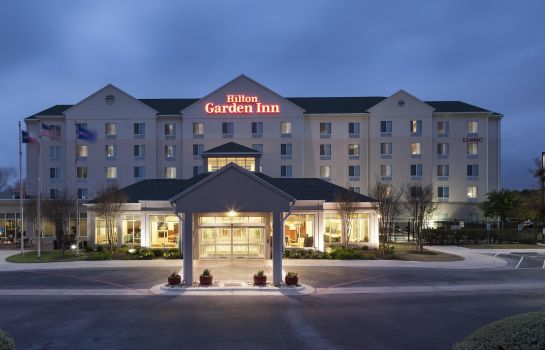 Exterior view Hilton Garden Inn Austin North