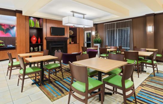 Restaurant Fairfield Inn & Suites Augusta