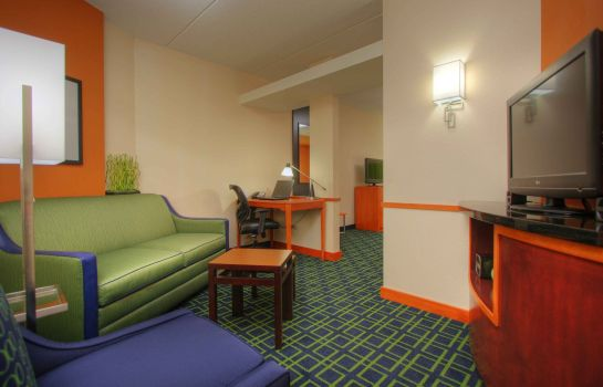 Suite Fairfield Inn & Suites Augusta