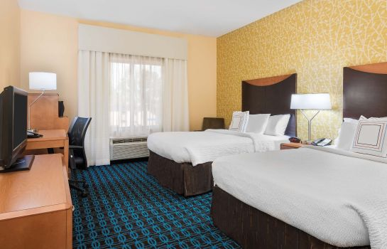 Zimmer Fairfield Inn & Suites Augusta
