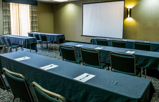 Conference room Cambria hotel & suites Denver International Airport