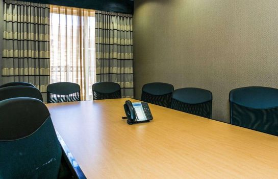 Conference room Cambria Hotel Denver International Airport