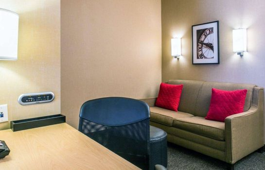 Kamers Cambria hotel & suites Denver International Airport