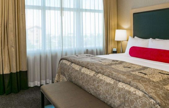Zimmer Cambria hotel & suites Denver International Airport