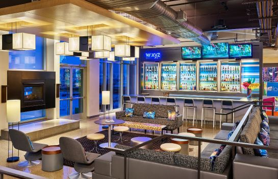 Restaurant Aloft Denver International Airport