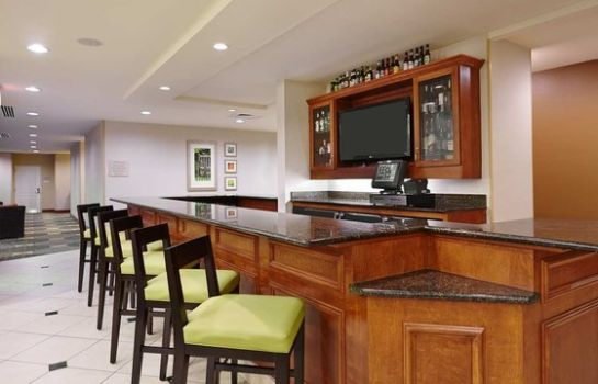 Hotel bar Hilton Garden Inn Austin North