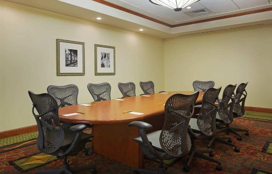 Conference room Hilton Garden Inn Austin North