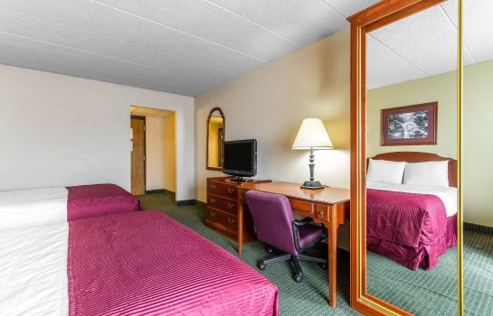 Chambre Clarion Hotel and Convention Center