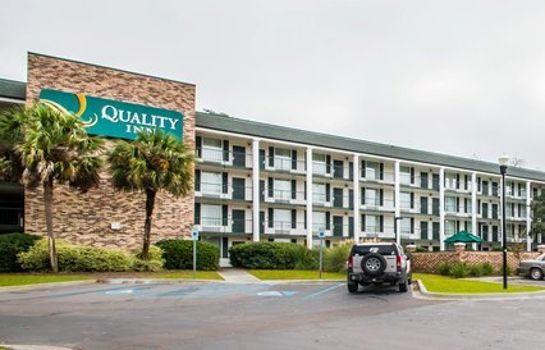 Buitenaanzicht Quality Inn At Town Center