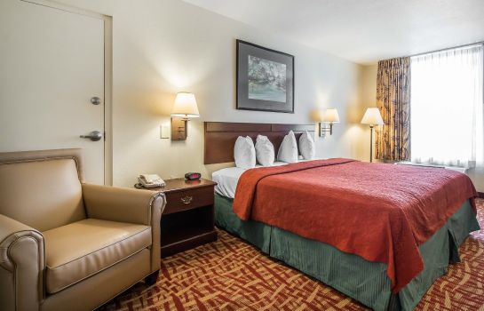 Kamers Quality Inn At Town Center