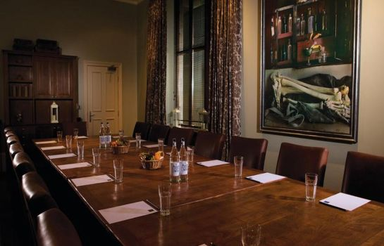 Meeting room Hotel du Vin Edinburgh
