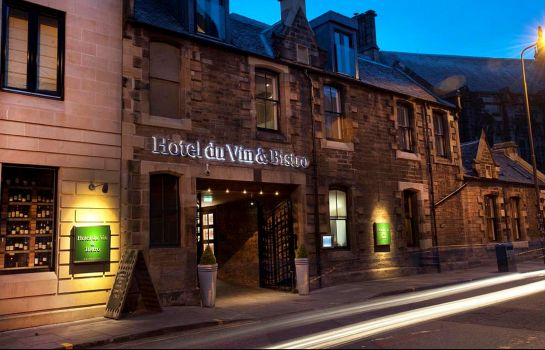 Picture Hotel du Vin Edinburgh