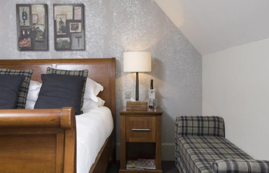 Double room (superior) Hotel du Vin Edinburgh