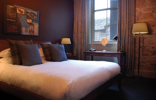 Room Hotel du Vin Edinburgh