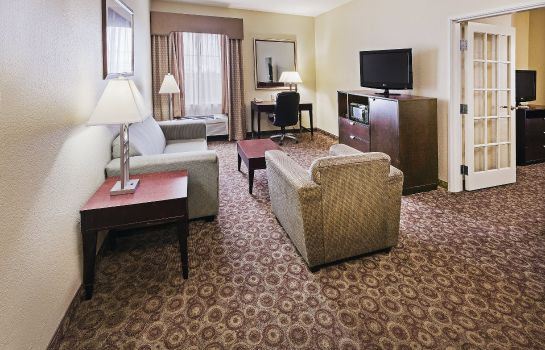 Suite La Quinta Inn and Suites DFW Airport West - Bedford